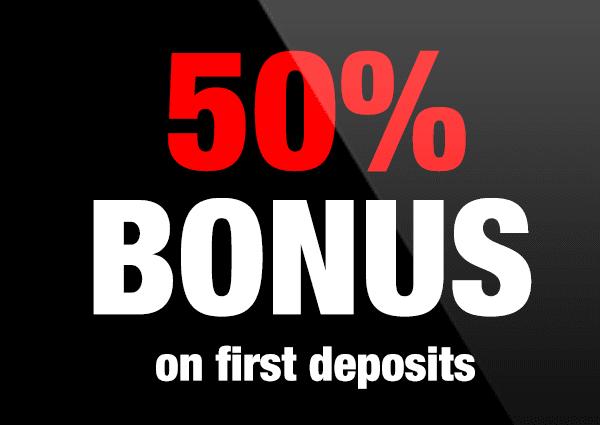 50% Welcome Bonus OloFX