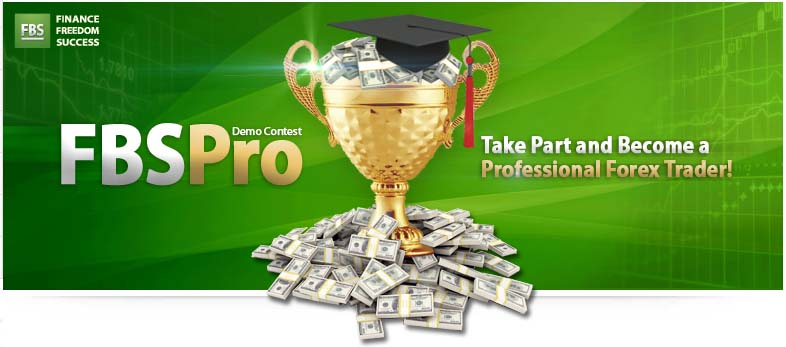 Forex demo contest monthly
