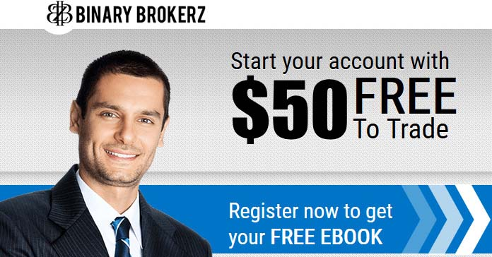 $50 Free No Deposit Binary Options Bonus