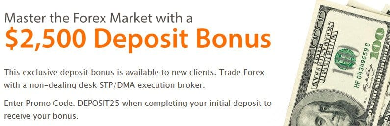 No deposit forex bonus may 2015