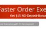 15 USD No-Deposit Test Bonus – TFXmarkets