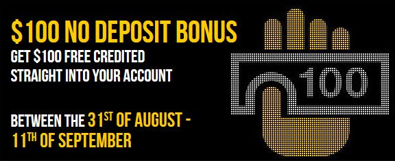 no deposit bonus trading account