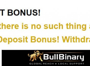 Trade Binary $25 Options No Deposit – BullBinary