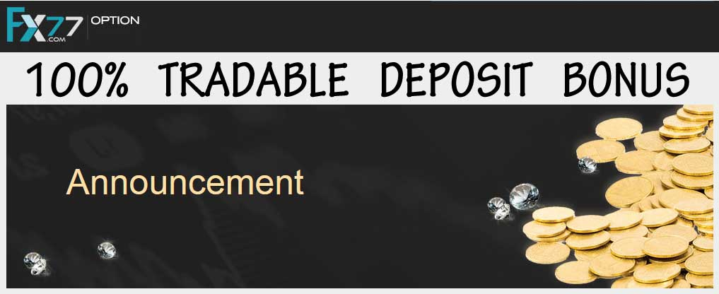 Claim 100% options bonus