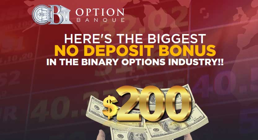 Binary options free bonus no deposit 2015
