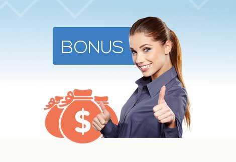 Credit bonus forex