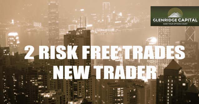 Risk free binary trading