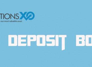 50% Deposit Binary Bonus – OptionsXO