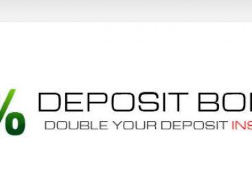 100% Deposit Bonus – BankDirectFX
