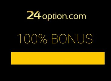 100% Binary Deposit Bonus – 24OPTION