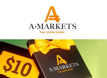 $10 Refer a friend Bonus – Amarkets