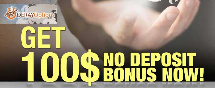 Binary options brokers no deposit bonus