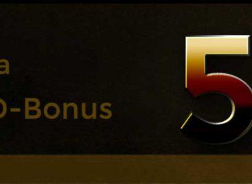 50% Credit Bonus – FXICONIC