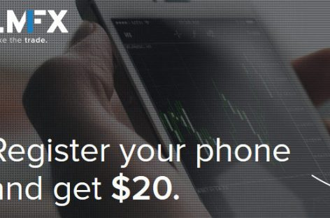 $20 Phone Validation Bonus – LMFX
