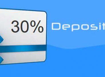 30% Initial Deposit Bonus – Fortrade