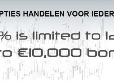 125% Options Deposit Bonus – Optie24