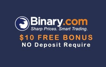 Binary no deposit