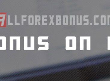 DEPOSIT PROMOTION 100% BONUS – GLOBAL-FX
