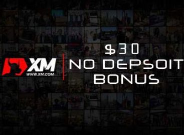 $30 NO DEPOSIT BONUS OFFER – XM