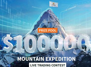 $100,000 Mountain Expedition Live Contest – FXTM