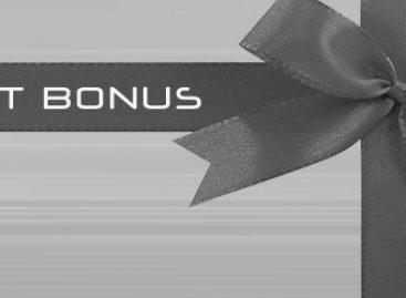 100% Deposit Bonus Scheme – Tallinex