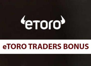 Welcome Deposit Bonus Code – eToro