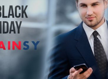 Black Friday Promotion – Gainsy