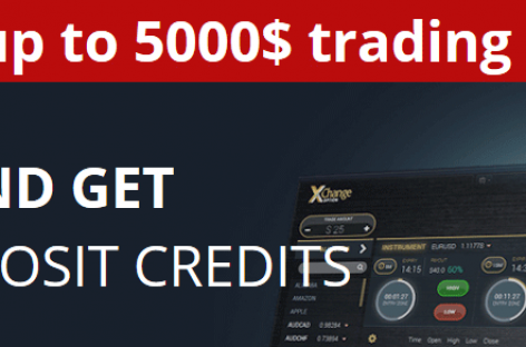 Deposit and get 500 no deposit credits – Options Titan