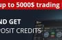 Deposit and get 500 no deposit credits – Options Titan
