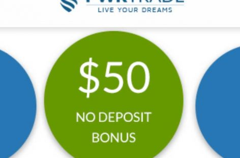 $50 Options No Deposit Bonus – PWRTRADE