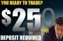 250$ No Deposit Bonus – SwissXM