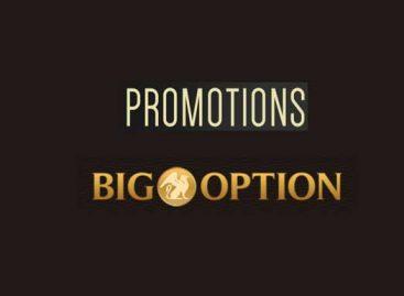 Welcome Bonus of 40% – BigOption