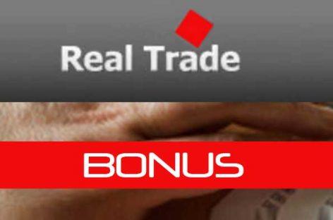 100% Valentine's Deposit Bonus – Real Trade