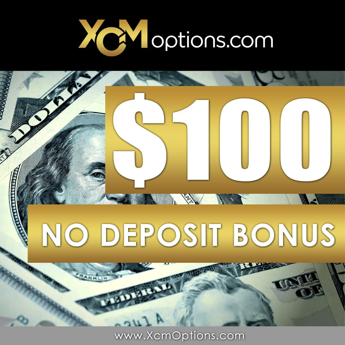 Binary option broker no deposit bonus