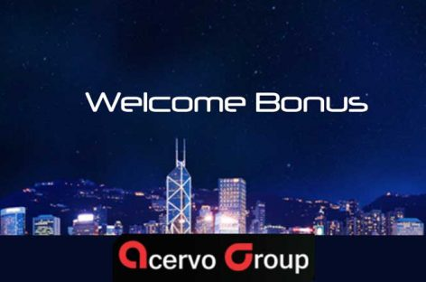 Options Welcome Bonus – Acervo Group