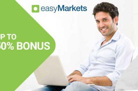 First Deposit 50% Tradable Bonus – EasyMarkets