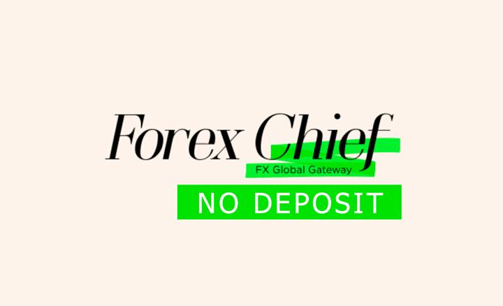 forexchief no deposit bonus