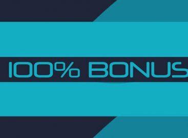 Trading Deposit 100% Bonus – Turnkey Forex
