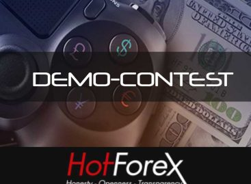 Virtual to Real Forex Demo Contest – HotForex