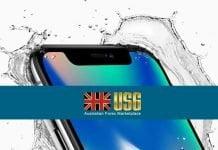 USGFX free iPhone x