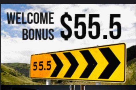 Free welcome bonus no deposit forex 2017
