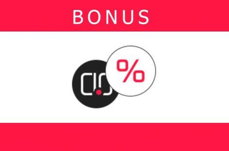35% Tradable Bonus For All User Deposits – Close Option