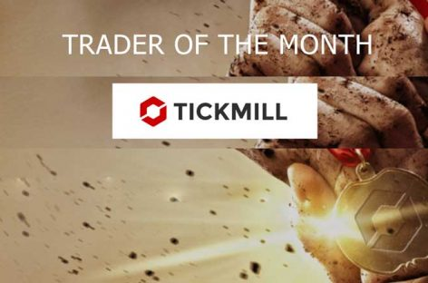Trader of the Month Live Contest – Tickmill