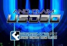 EssenceFX no deposit bonus free