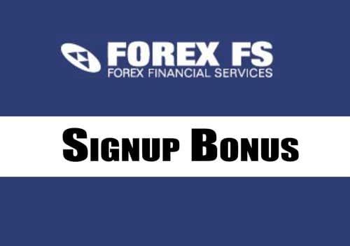 Forex bonus