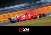 xm formula one promotion