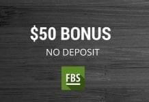 no deposit forex bonus FBS