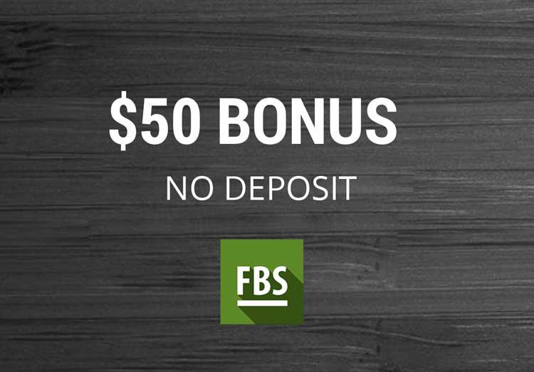 Forex no deposit bonus 50$