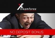 No Deposit contest XTREAMFOREX