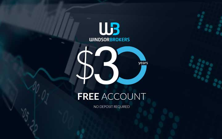 30 USD NO DEPOSIT BONUS – Windsorbrokers